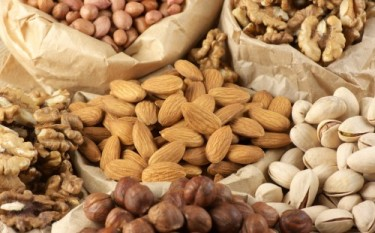 nuts; stress management; magnesium; magnesium supplement; stress; excel physio; mascot