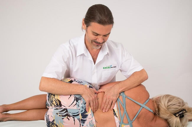 acute low back pain, excel physiotherapy and wellness, physiotherapy, physio, yoga, pilates, dry needling